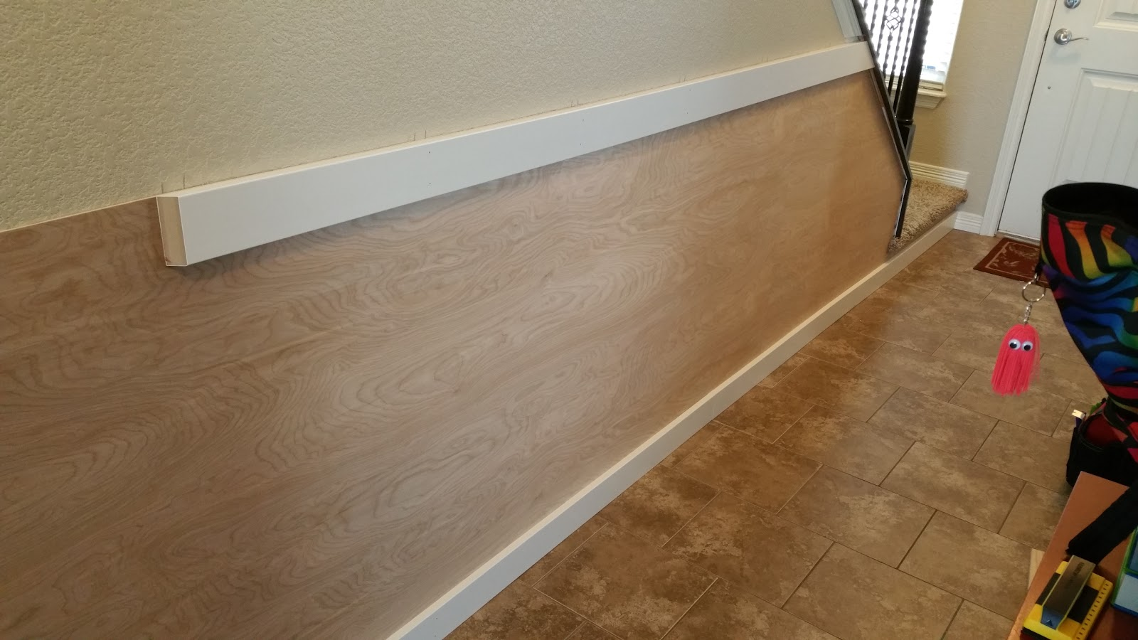 J Genz Creations Wainscoting