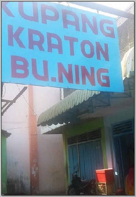 Tempat Kuliner Di Pasuruan – Lontong Kupang