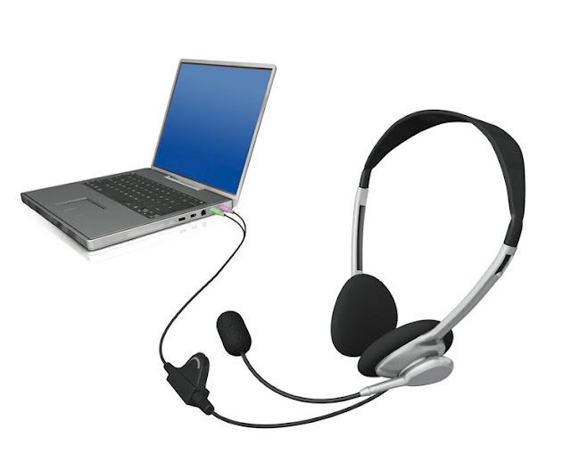 Headset Tidak Terdeteksi di Laptop