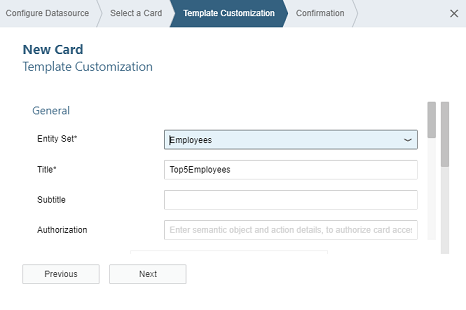Fiori Overview Page Application(OVP) - Creating Table Card How to