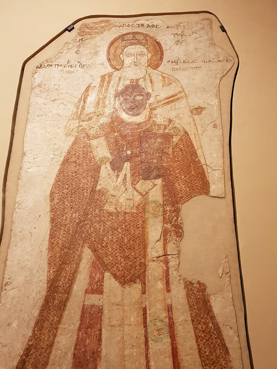 Galeria Faras w Warszawie - wczesnochrześcijańskie malarstwo nubijskie