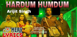 Hardum Humdum Lyrics By Arijit Singh