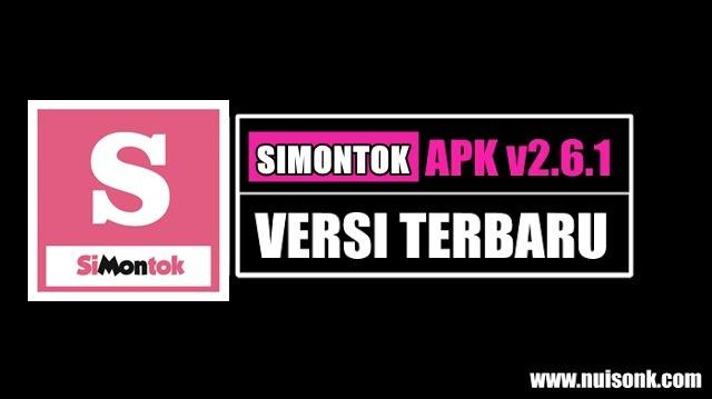 Download Aplikasi Simontok v2.6.1 APK Terbaru 2021 - Nuisonk
