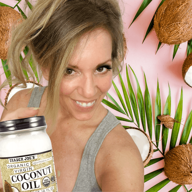 Should you put coconut oil on your face by barbies beauty bits