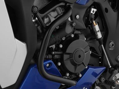 ヘプコ&ベッカー エンジンガード ワンダーリッヒ Edition S1000XR