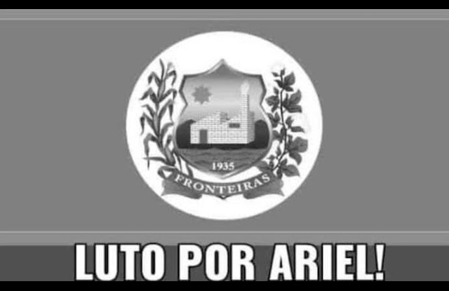 PREFEITA DE FRONTEIRAS(PI)  DECRETA LUTO OFICIAL