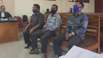 Tangis Haru Keluarga Saiful Efrijal Kasus Bencal Kab Kerinci Atas Vonis Bebas,