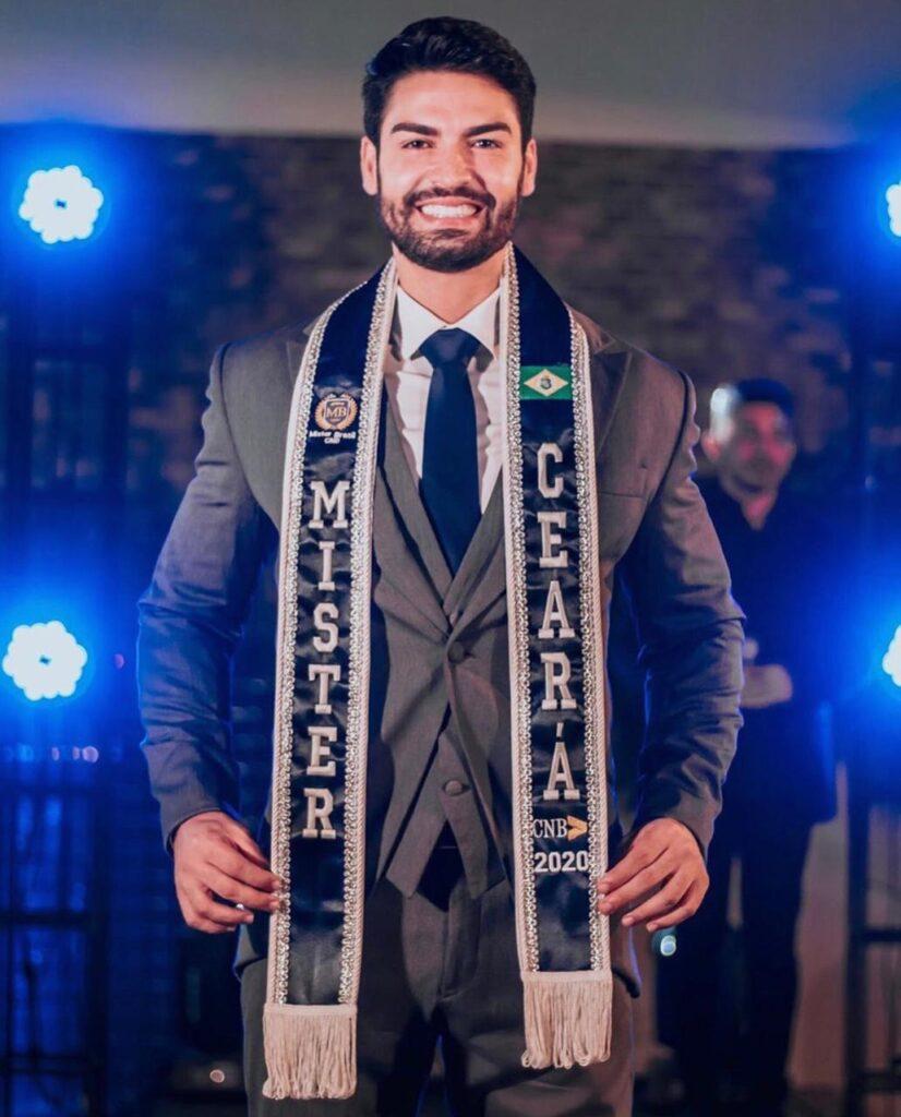 Conheça a história de superação de Hendson Baltazar, Mister Ceará 2020
