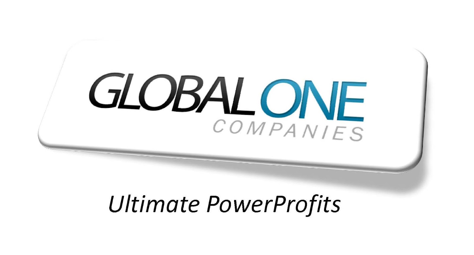 Ultimatepowerprofits Globalone Spinfinity Global One