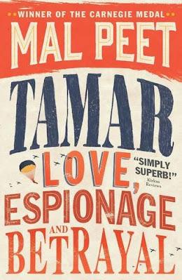 Tamar by Mal Peet book cover