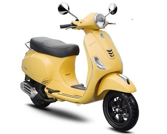 Review Vespa LX 125 I-Great
