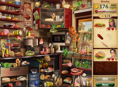 瘋狂美食家2:遠大前程(Gourmania2:Great Expectations),結合益智解謎及模擬經營!