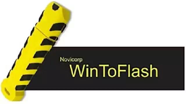 تحميل برنامج WinToFlash مجانا على ويندوز
