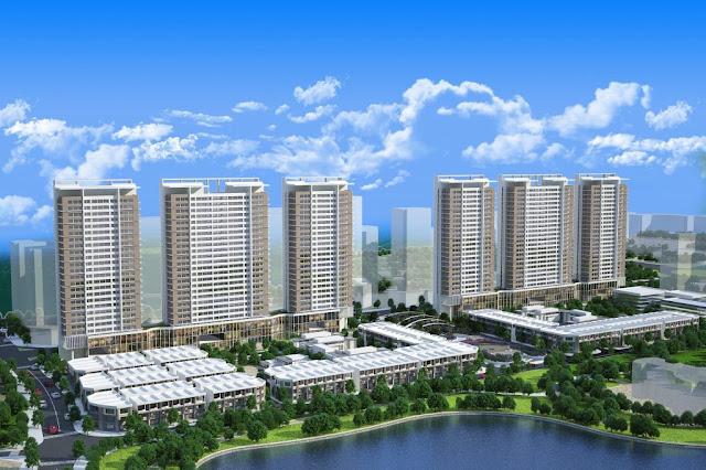 Chung Cư Khai Sơn Tower Long Biên