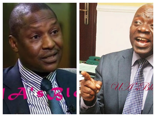 Falana to Malami: You risk being removed as AGF if you fail to release Sowore