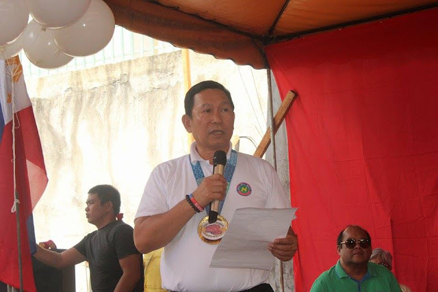 Masongsong leads launching of Marawi power restoration