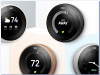 Nest learning thermostat cyber monday