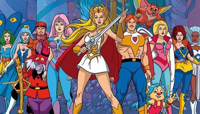She-Ra la principessa del potere