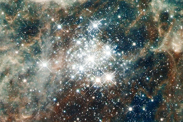 Star Cluster Hodge 301