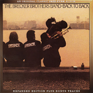 The Brecker Brothers Band - 1976 - Back To Back