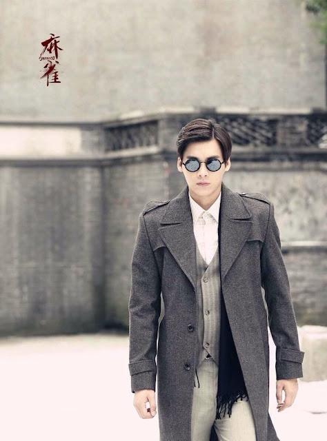 Li Yi Feng in Sparrow