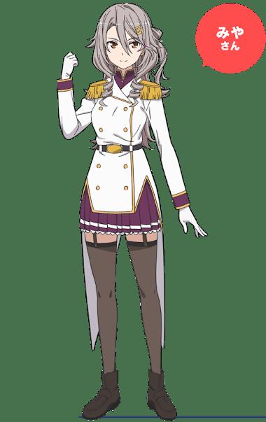 Miyazato Tohmi (Gekijouban High School Fleet)