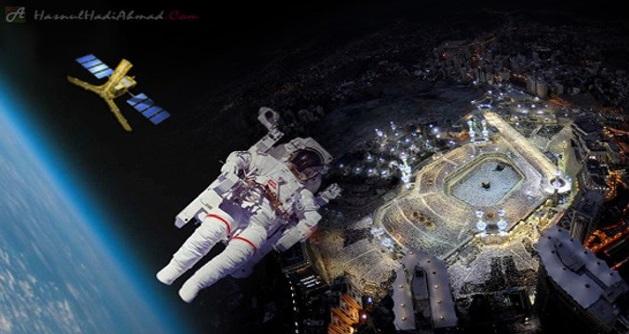 Rupa- rupanya NASA Menyembunyikan Keajaiban Kota Mekah Ini dari Seluruh Dunia Sejak Sekian Lama !!! Sebarkan Sebelum Post Ini Disekat Facebook