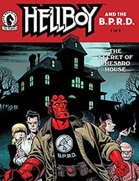 Hellboy and the B.P.R.D.: The Secret of Chesbro House
