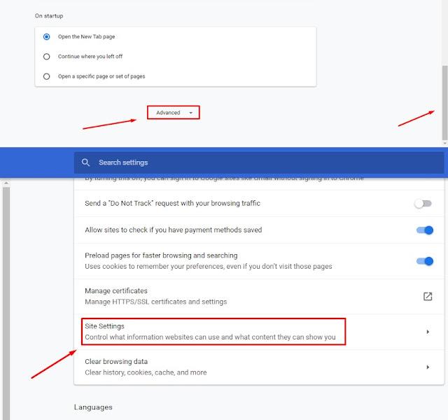 Cara Menghilangkan Iklan di Google Chrome3