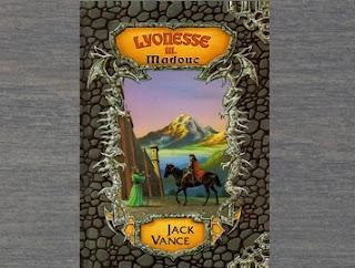 > Jack Vance Lyonesse 3. Madouc könyv