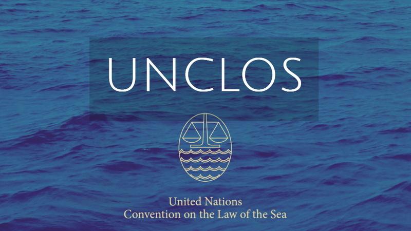 Η ειρηνική επίλυση των διαφορών στο Δίκαιο της Θάλασσας
