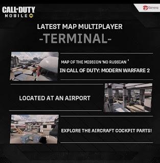 Call of duty mobile season 10 terminal