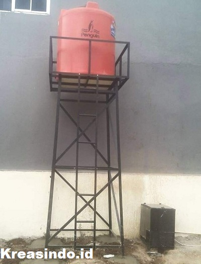 Jasa Menara Air Besi di Jabodetabek Terbukti Awet dan Kokoh