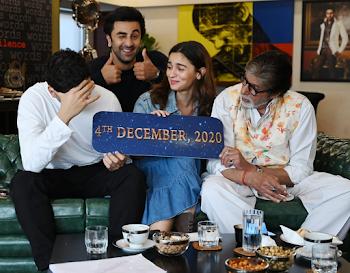 Alia Bhatt And Ranbir Kapoor's wedding date