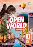 Open World B1 Preliminary Student's book | PDF + CD