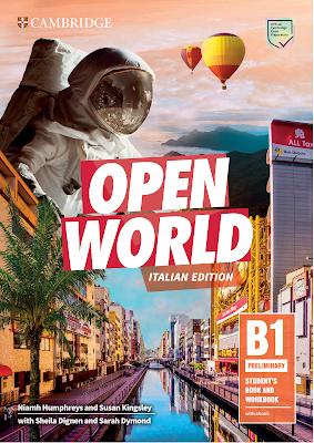 Open World B1 Preliminary Student's book