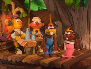 Bert and Ernie's Great Adventures Rainforest. Sesame Street Episode 4326 Great Vibrations season 43