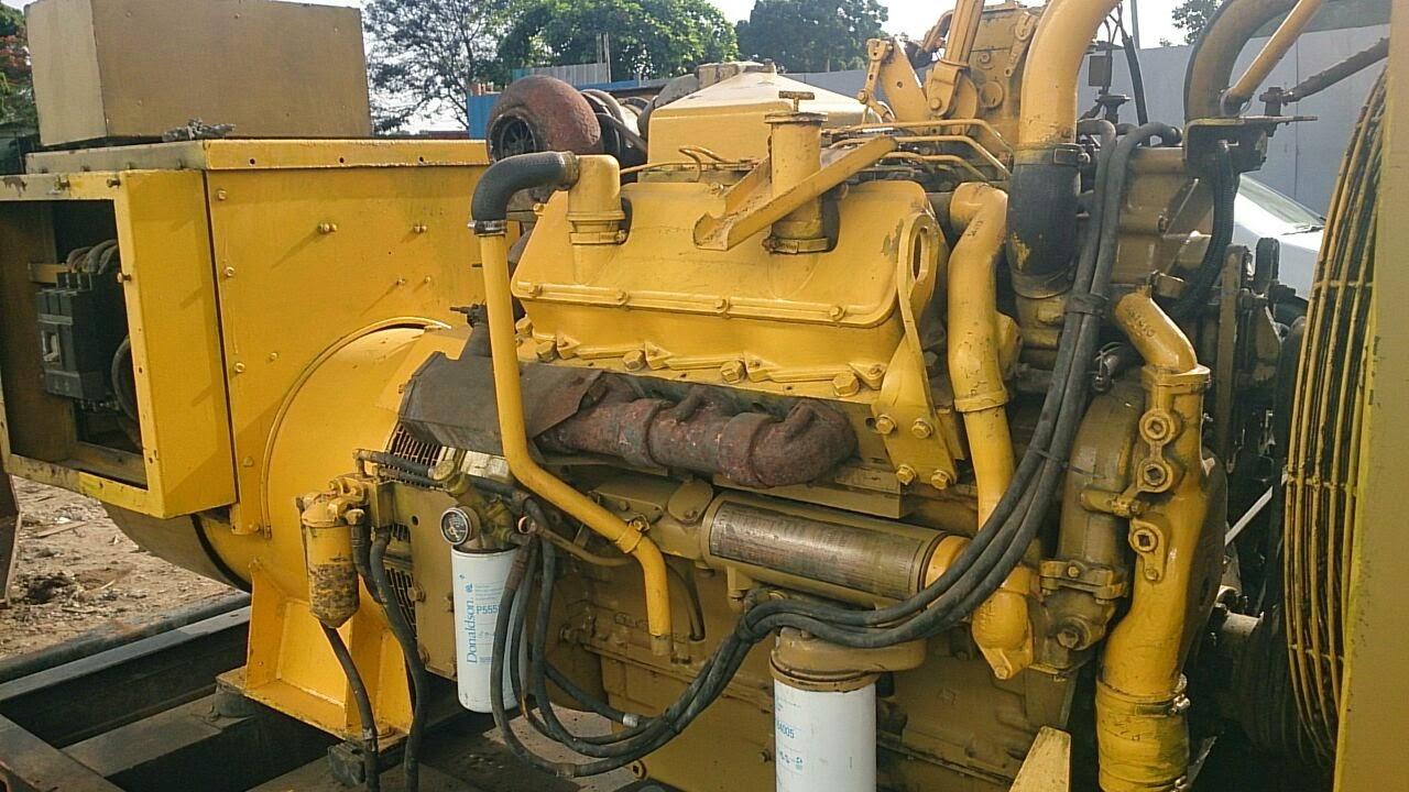 Used Caterpillar 3408 Generator