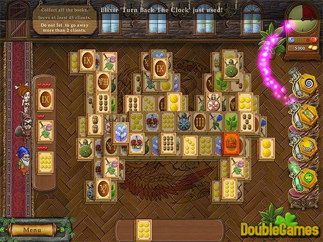 Magic Bookshop: Mahjong Video Game Download