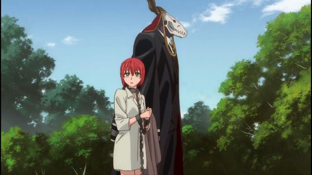 Mahoutsukai no yome episode 1 sub indo