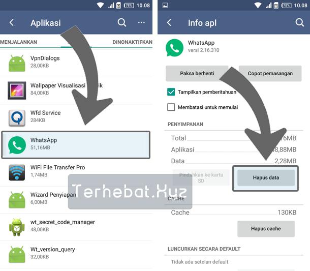 Kenapa WhatsApp Tidak Bisa Dibuka di Android