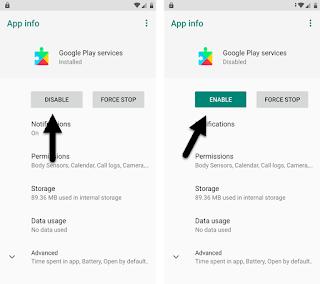 cara mudah lewati Akun Lava Benco V7 Android 9 Pie tanpa komputer