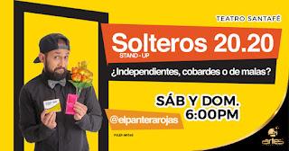 POS1 Solteros 20.20 | Teatro Santa Fe