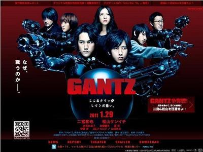 GANTZ : PART 1 - 2010 ONLINE FREEZONE-PELISONLINE