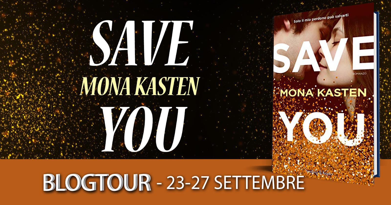 Blogtour Save You di Mona Kansten: Ti presento Lydia