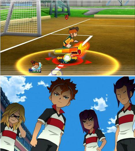game Inazuma Eleven