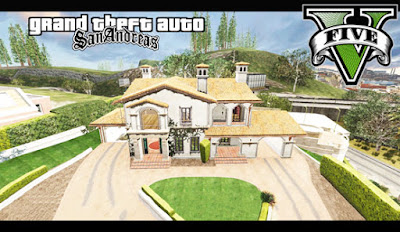 Michael House in GTA San Andreas Pc Download