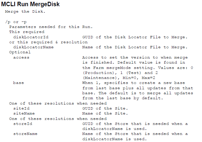Michael Tudor: How to merge a vDisk when you cant merge a vDisk