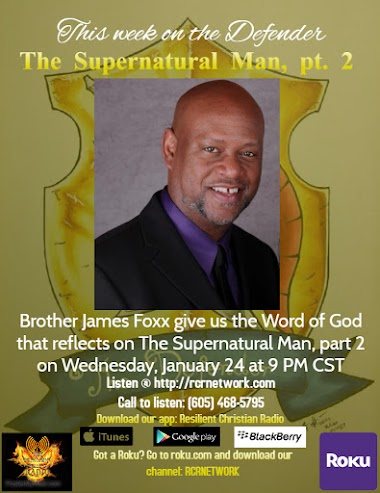The Supernatural Man, Part 2