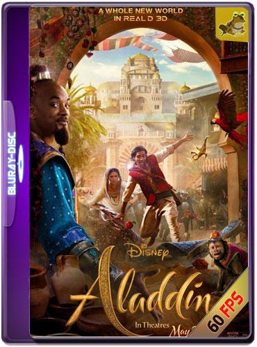 Aladdín (2019) [BDRIP 1080p-60 FPS] Latino Dual [GoogleDrive] TeslavoHD